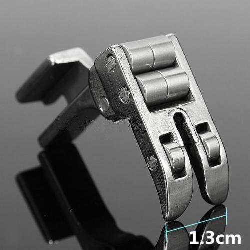Hoher Schaft-Rollen-Fuß PVC-Leder für industrielle Nähmaschine Sängers 4H