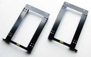 PEUGEOT-106-ALL-OMP-RACING-BUCKET-SEAT-MOUNT-SUBFRAMES-TWIN-PACK