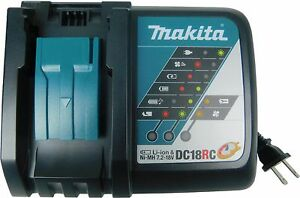 NEW-Makita-DC18RC-18V-Lithium-Ion-Battery-Charger-Optimum-Rapid-Charger