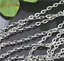 10m-lot-Bronze-Color-Necklace-Chains-Brass-Bulk-for-DIY-Jewelry-Making-Materials thumbnail 12