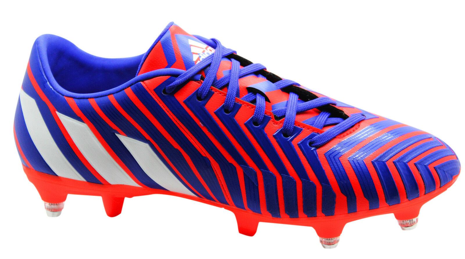 outlet store 510c1 b93d0 Adidas Predator Absolado Instinct SG doux Terrain Hommes Chaussures de  football