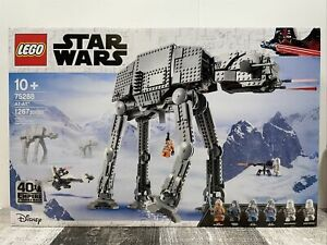 LEGO Star Wars 75288 AT-AT 1267 Pcs NEW + Free Shipping