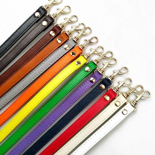 120cm Leather Shoulder Bag Handle Purse Strap Handbags Crossbody Adjustable Belt