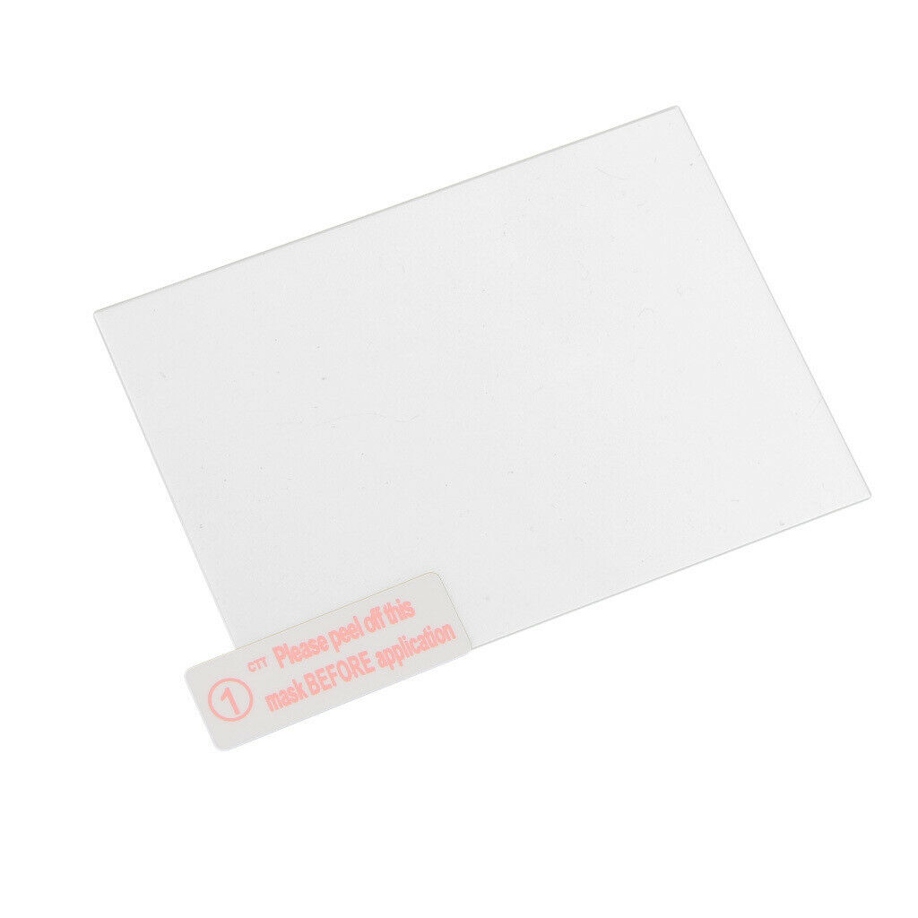 0.33mm Tempered Optical Glass LCD Screen Protector for Sony ILCE-7RM3 A7RIII