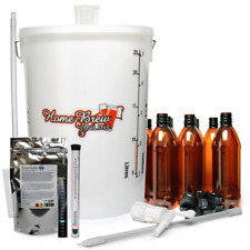 Home Brew Standard Starter Pack Kit Bottles Beer Lager Cider Making Equipment
