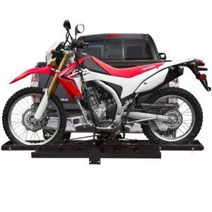 Black Widow Mcc 500 Steel Motorcycle Carrier Ebay