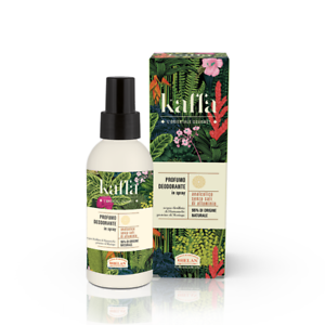 Helan Kaffa Profumo Deodorante Analcolico in Spray 100 ml