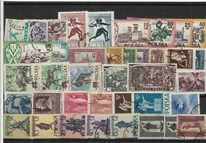 Poland Stamps Ref 14002