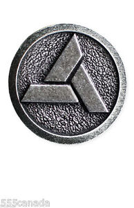 Assassins-Creed-Abstergo-Industries-Official-Metal-Pin-NEW-Syndicate-Origins