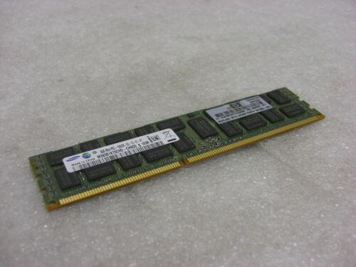 HP 501536-001 Samsung 8gb 2Rx4 pc3-10600r-09-10-e1-p1 m393b1k70ch0-ch9q5 ddr3