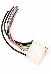 Hazard Light Switch Wiring Plug Pigtail VW Jetta Rabbit GTI MK1