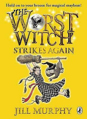 1 of 1 - (Good)-The Worst Witch Strikes Again (Paperback)-Murphy, Jill-0141349603