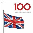 100 Best British Classics (CD, May-2012, EMI Classics)