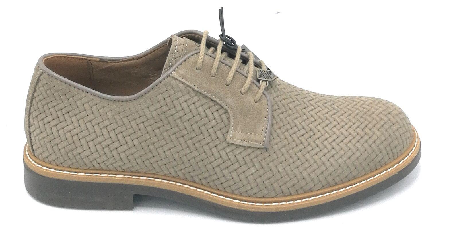 moda Igi e e e Co 3101977 scarpa allacciata camoscio intrecciato  protezione post-vendita