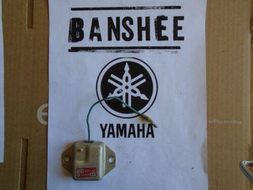 YAMAHA BANSHEE Banshee Regulator Electrical 6.8