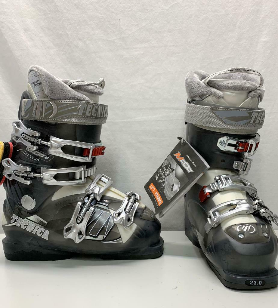 Tecnica Attiva Modo 8 M8 Superfit Woman Snow Ski  Boot G  SIze 6 Mondo 23.5 NEW  buy cheap