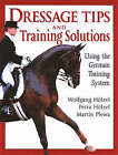 Dressage Tips and Training Solutions by Martin Plewa, Petra Holzel, Wolfgang Holzel (Paperback, 2001)