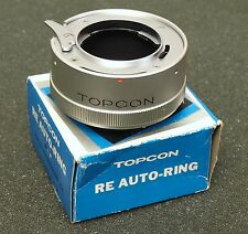 Topcon RE Auto Ring ~29mm Extension Tube for 58mm F/3.5 RE Macro - Boxed