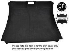 BLACK STITCH ROOF HEADLINING LINER PU SUEDE COVER FITS TOYOTA SUPRA MK4 93-02