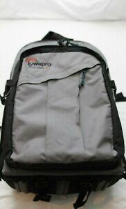 Lowepro-Photo-Trekker-AW-Padded-Camera-Equipment-Storage-Backpack-Black-Gray