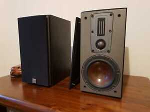 Image Is Loading Dali Mentor 1 Speakers Premium Bookshelf Speaker
