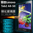 "DF HD 9H Tempered Glass Film Screen Protector For 8"" Lenovo Tab2 A8-50LC Tablet"
