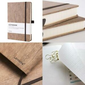 Dotted-Bullet-Notebook-Journal-Eco-Friendly-Natural-Cork-Hardcover-Dot-Grid-No