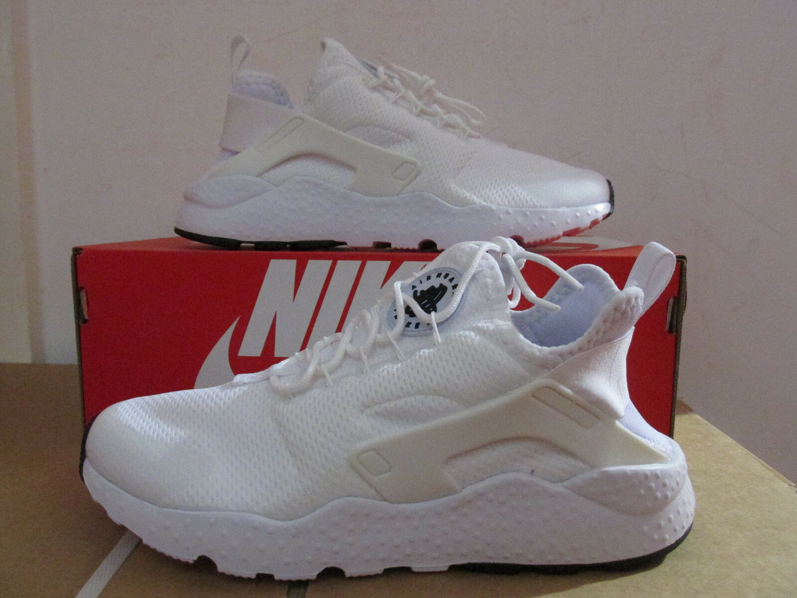 Special limited time Nike Womens Air Huarache Run Ultra Running Trainer 819151 102 Sneakers CLEARANCE