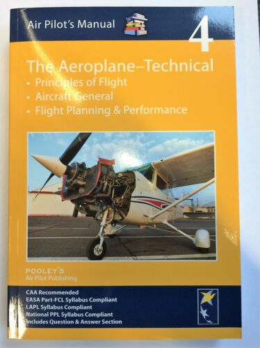 1 of 1 - The Air Pilot's Manual 4 : Aeroplane Technical  by Trevor Thom *LATEST EDITION*