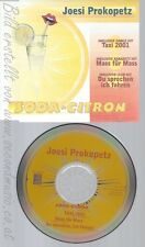 CD--JOESI PROKOPETZ -- -- SODA CITRON