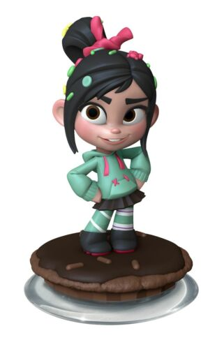 Vanellope Disney Infinity 1.0 Wreck-It Ralph Action Character Game Figure
