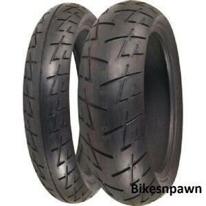 Other Tire & Wheel Parts Shinko 009 Raven Radial 190/50ZR17 Rear Sportbike Motorcycle Tire