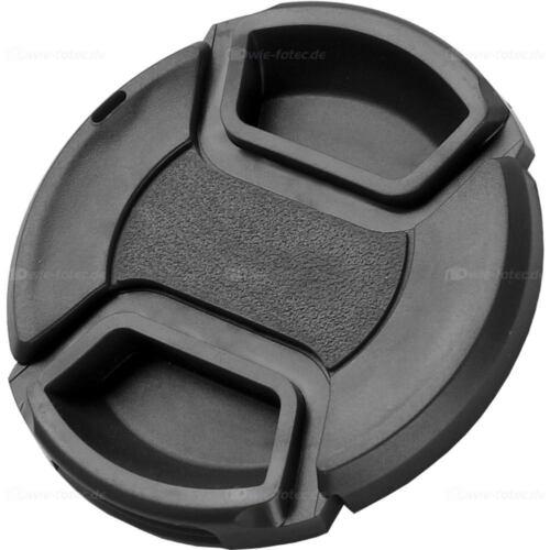 40,5mm wambo Objektivdeckel lens cap passend für Objektive und Filter