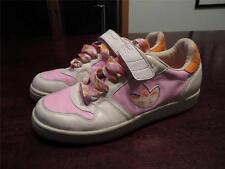 EUC Adidas Missy Elliot Rhythm Low Superstar Cute Pink Camo Shoes Womens Sz 8.5