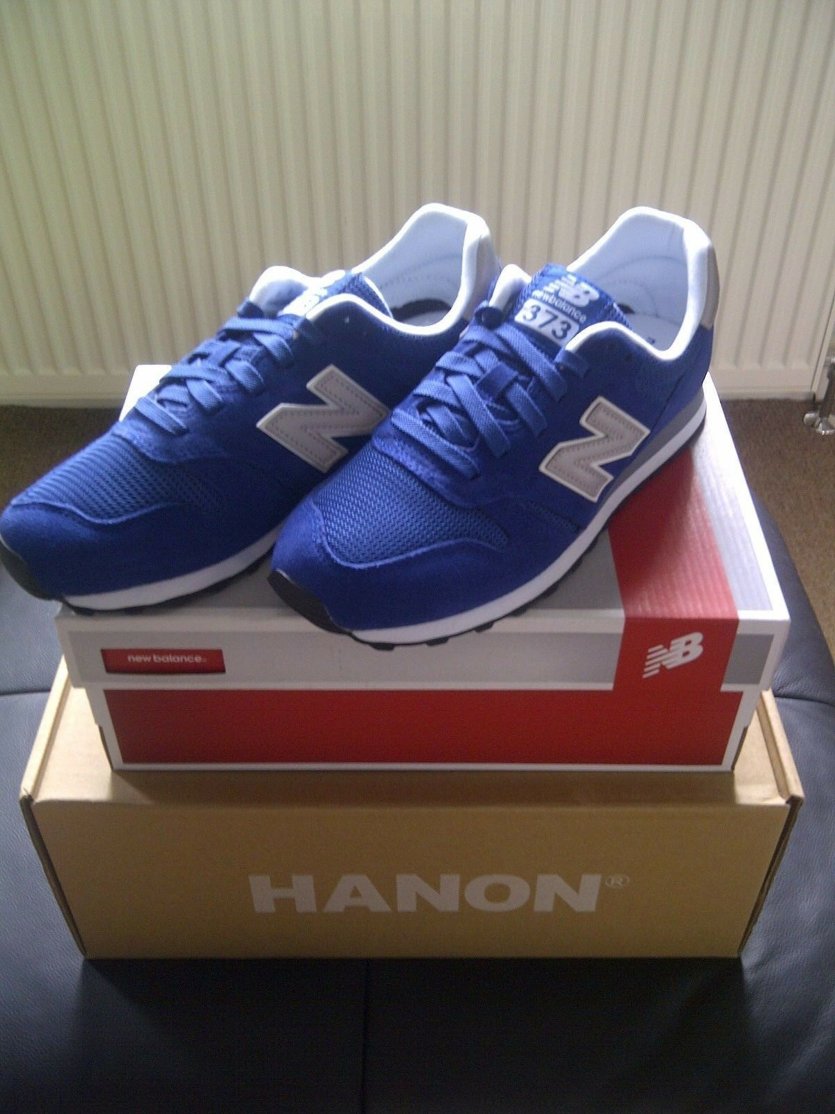 New Balance ml373... UK Unisexe Old School Baskets Taille 7 UK ml373... eur-40.5 a899ce