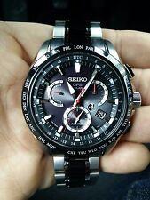 Seiko sse041 Titanium Astron Watch EC+
