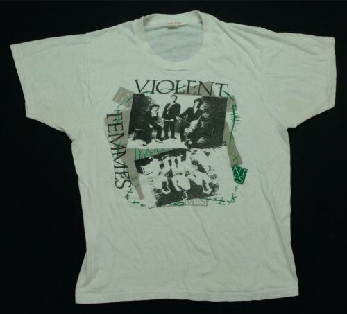 Rare VTG SCREEN STARS Violent Femmes Tour Concert