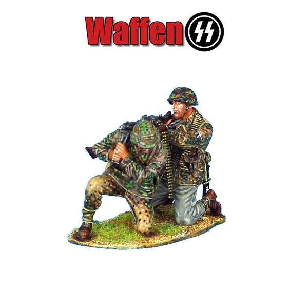 Erste Legion  NOR016 NOR016 NOR016 Waffen-SS Panzer Grenadier MG42 Team dd7