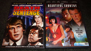 Details about DEATH SENTENCE & THE BEAUTIFUL COUNTRY-2 movies-NICK NOLTE,  CLORIS LEACHMAN