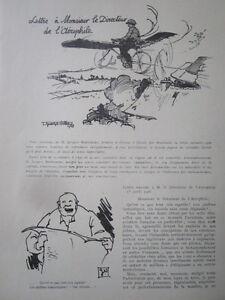 9-1926-ARTICLE-GEORGES-VILLA-LETTRE-OUVERTE-DIRECTEUR-AEROPHILE-REVOLUTION-AVION