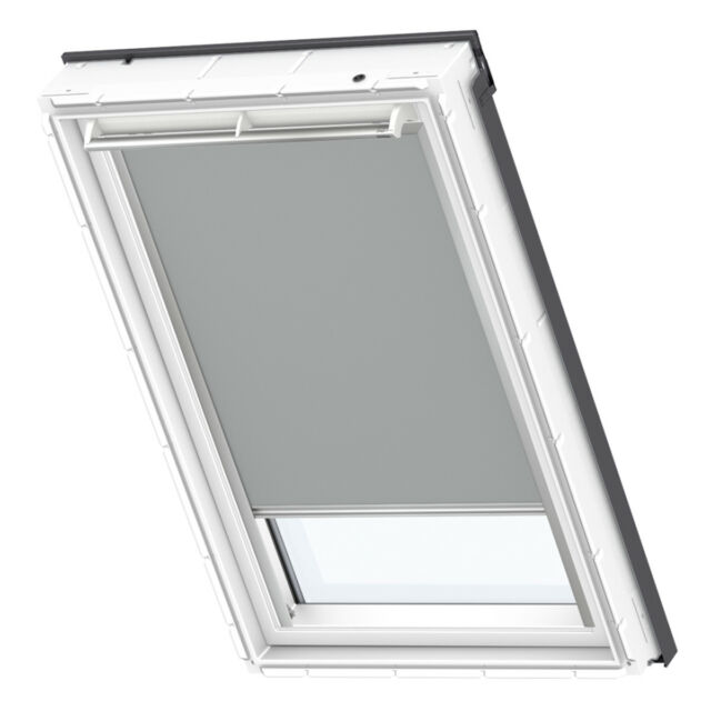 Genuine Velux Blackout Blinds Made To Match Your Velux Skylight Roof Window Ggl Ghl Ghu Gpl S06 606 4 Grey 0705