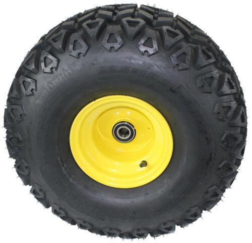 1 John Deere Gator 22.5x10.00-8 Front Wheel /& Tire Assembly