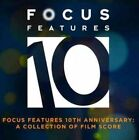 Focus Features 10th Anniversary Best 0780163430028 by Various Artists CD
