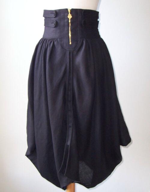 Clothing, Shoes & Accessories Skirts Antonio Berardi Skirt Size 40 Italy High Waist Pencil Skirt Black =