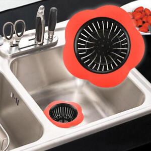 Kitchen-Sink-Strainer-Shower-Drains-Flower-Shaped-Kitchens-Accessories-Kit-WWG