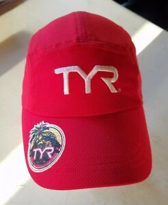 6c21a7ed56a096 Image is loading TYR-Ironman-World-Championship-2010-Cycling-Hat-NEW-