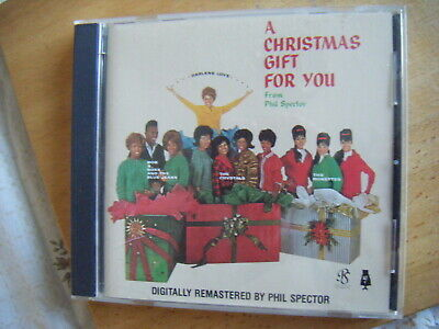 A Christmas Gift For You From Phil Spector - CD - VG | eBay