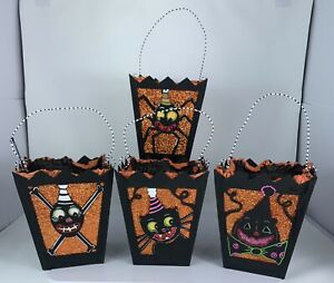 SALE!! Glitterville 180 Degrees Treat Buckets, Halloween ...