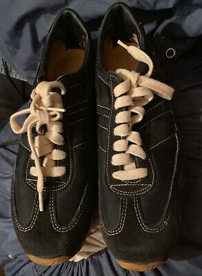 NOS Black Pro Keds Sneakers Size 91/2