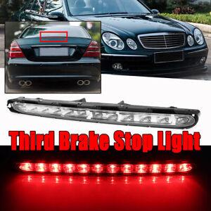 3eme-LED-Troisieme-Feu-Stop-Frein-Lampe-Pour-Mercedes-Benz-W211-E55-E320-E500